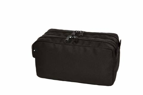 wash bag TRAVEL black 225355